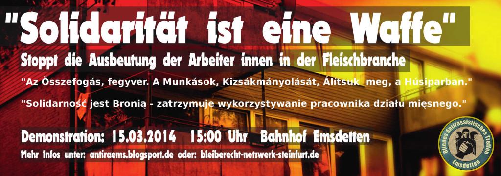 Taubenstrae_Demonstration_Poster