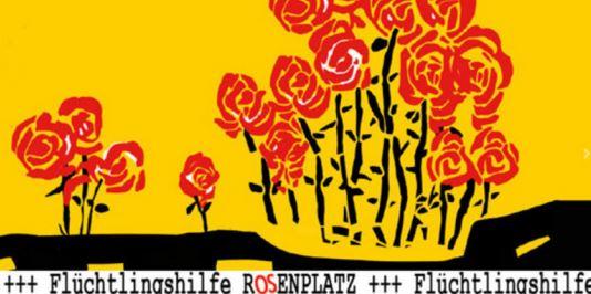 Flüchtlingshilfe Rosenplatz - Terminkalender ud Homepage