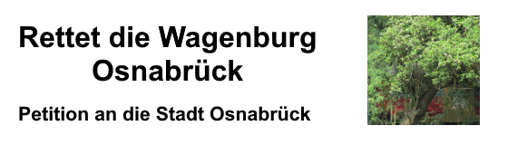 Rettet die Wagenburg Osnabrück