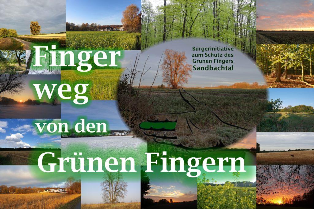 Finger weg von den grünen Fingern!